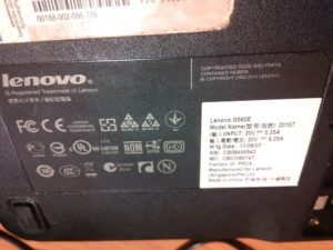 ноутбук lenovo g560e